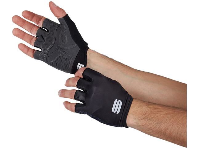 Sportful Race Gloves, negro